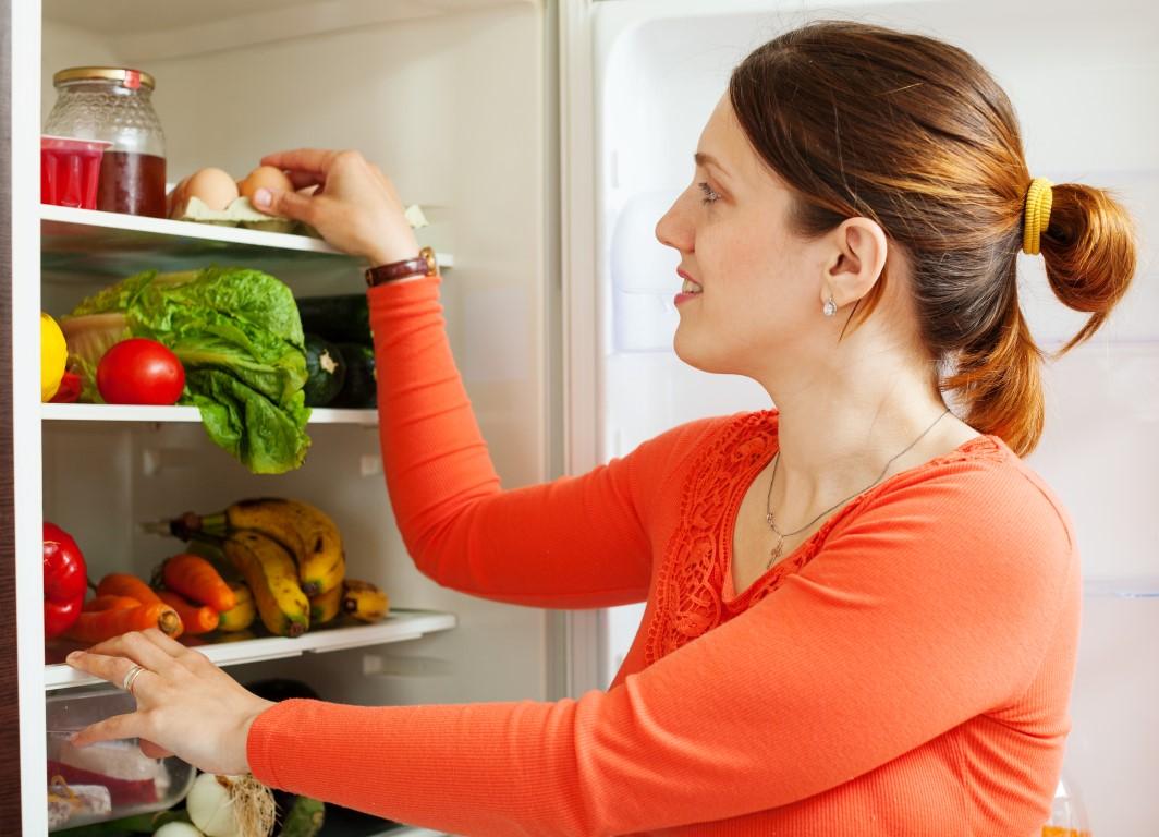 Menyimpan Sayuran dengan Benar