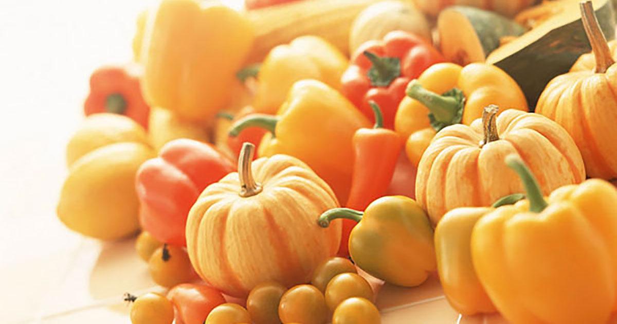 Sayuran Warna Oranye