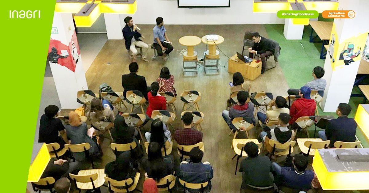 Membangun Ekosistem Startup Lewat Kopdar BIM #1