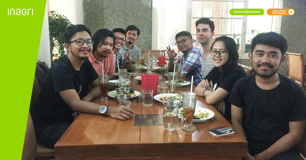 AIESEC dan Inagri datangkan intern dari Belanda