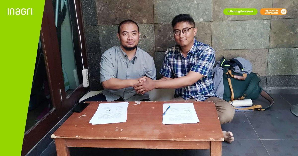 Kerjasama Funding Partner SyarQ dan Inagri